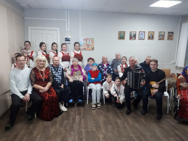 условия проживания в домах престарелых